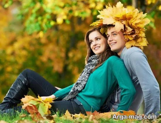 photo 13 - ۲۱ ژست عکس گرفتن در طبیعت برای ثبت عکس های لاکچری