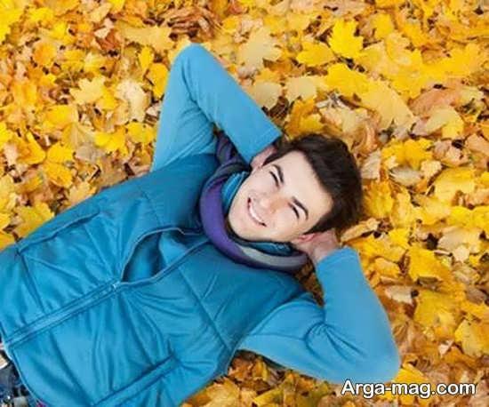 photo 14 - ۲۱ ژست عکس گرفتن در طبیعت برای ثبت عکس های لاکچری