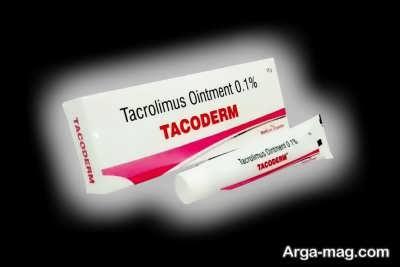 تداخل دارویی پماد تاکرولیموس با سایر داروها