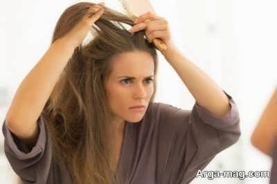 راهکارهای طبیعی رفع ریزش مو در بارداری