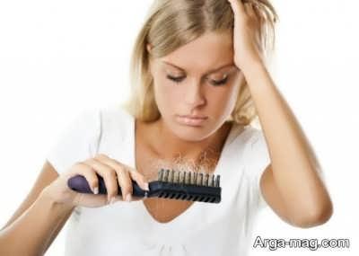 روش های رفع ریزش مو در بارداری