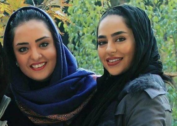 نرگس محمدی با سمانه پاکدل