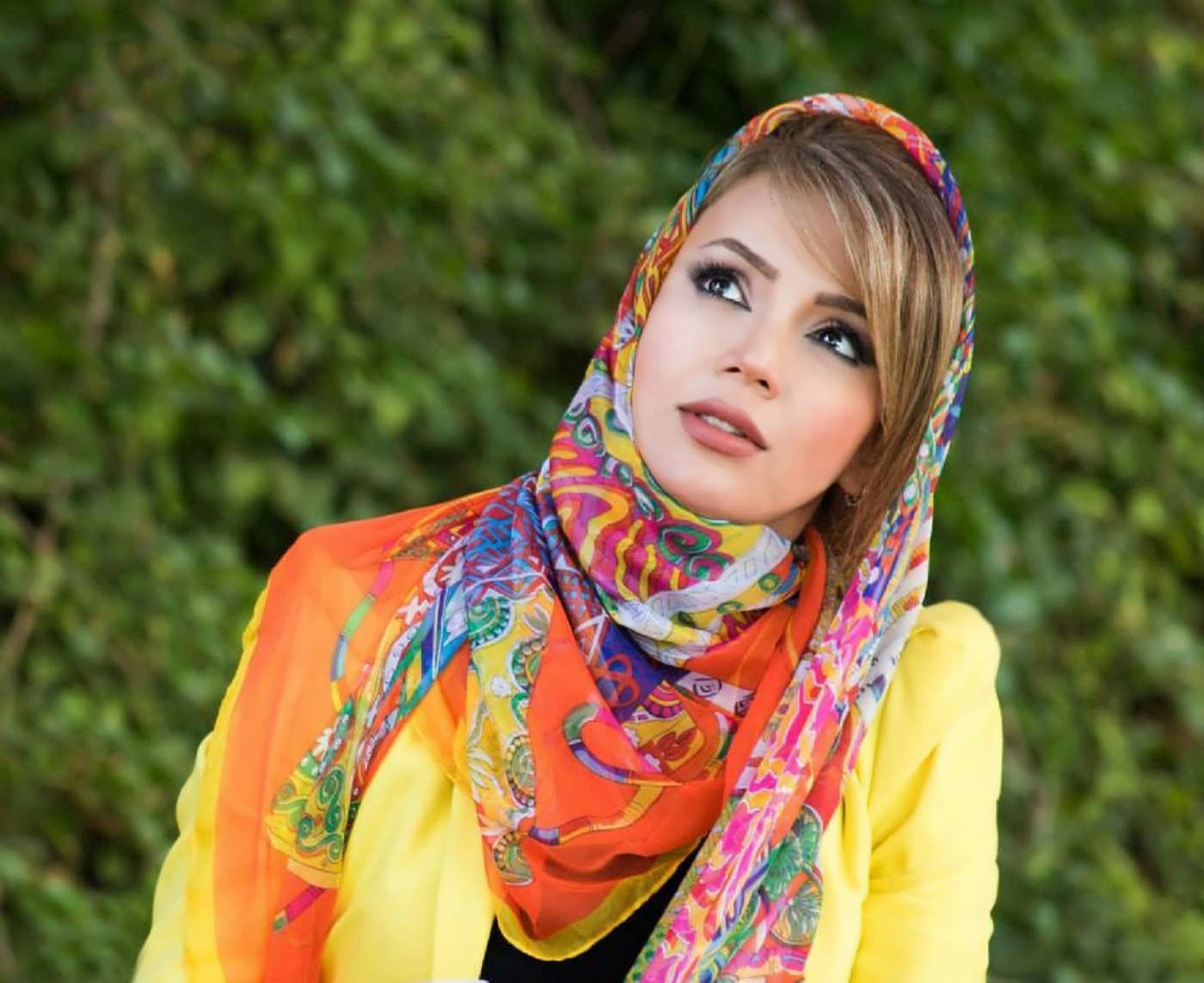 Shabnam Gholikhani Shabnam Gholikhani new pictures