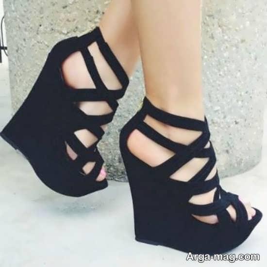 انواع مدل کفش های لژدار زیبا