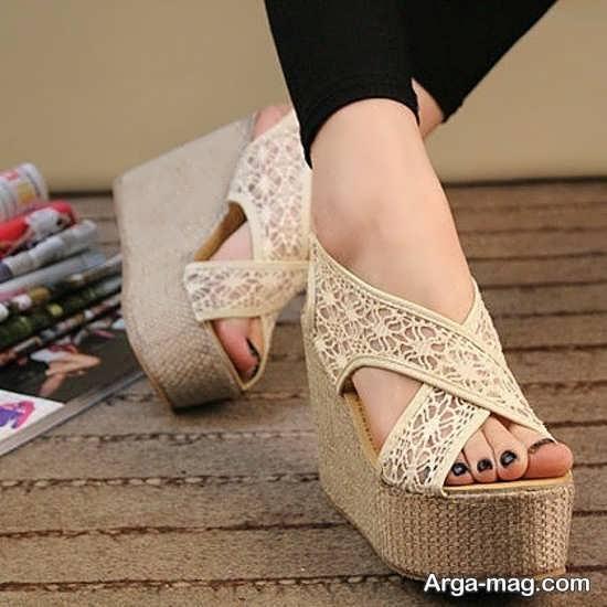کفش های لژدار زیبا