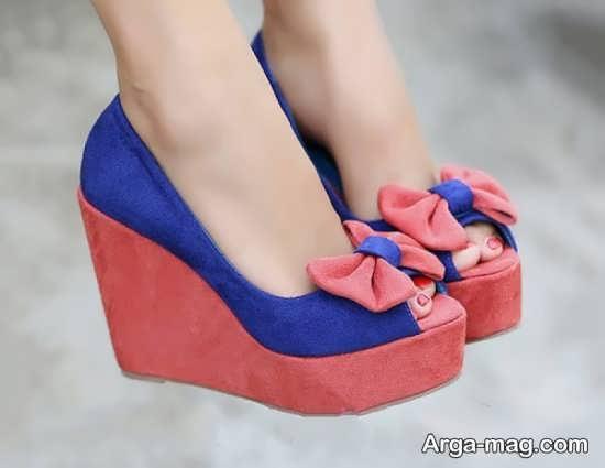 کفش های دخترانه