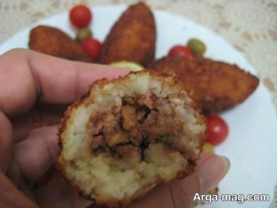 طرز تهیه دو غذای ساده با سیب زمکینی