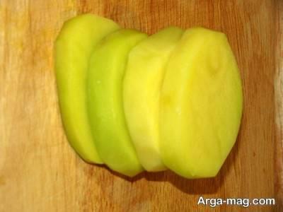 طرز تهیه دو غذای ساده با سیب زمینی