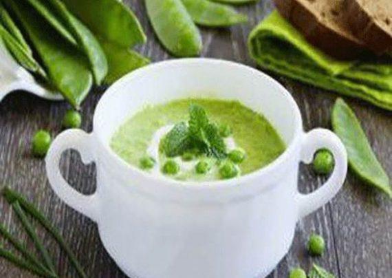 طرز تهیه سوپ نخود سبز