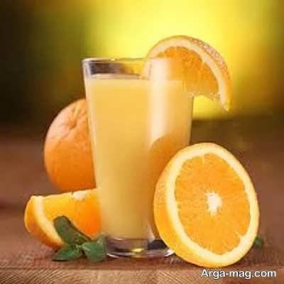 درمان طبیعی سرفه خشک با بادام و آب پرتقال