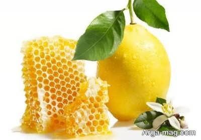 لیمو و عسل درمانگر سرفه های خشک