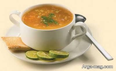 درمان طبیعی سرفه خشک با سوپ مرغ