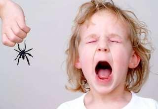 دلیل ترس کودکان و راه های مقابله با این موضوع