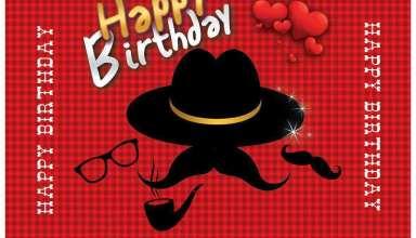 تم تولد سبیل برای جشن تولد ها