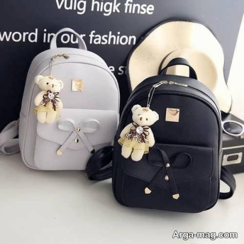 مدل کیف پشتی چمدانی