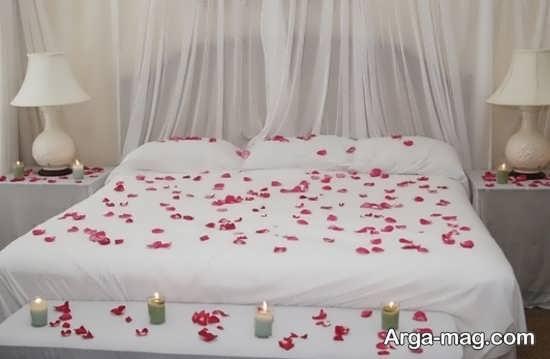 تزیین زیبا و خاص اتاق خواب