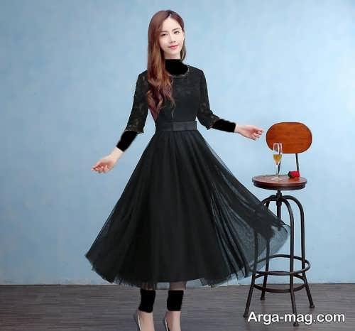 مدل لباس شب دخترانه
