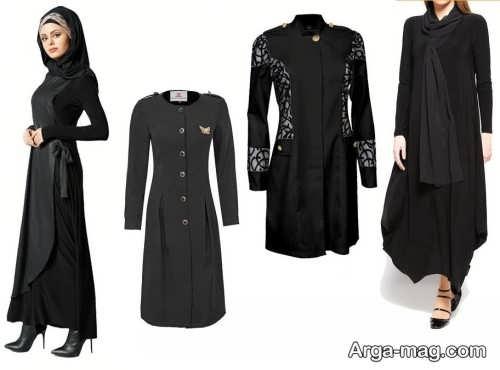 جدیدترین مدل لباس مشکی برای عزاداری