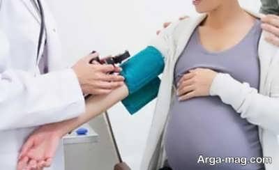 عواملی که خطر ابتلا به فشار خون بالا در دوران حاملگی را افرایش می دهد