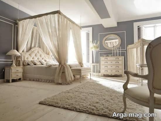 تزیین ساده و شیک اتاق عروس