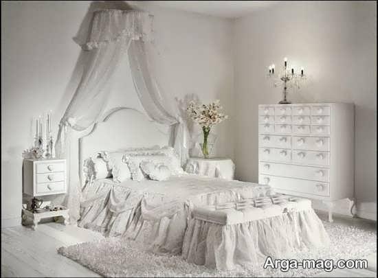 چیدمان و تزیین اتاق خواب عروس