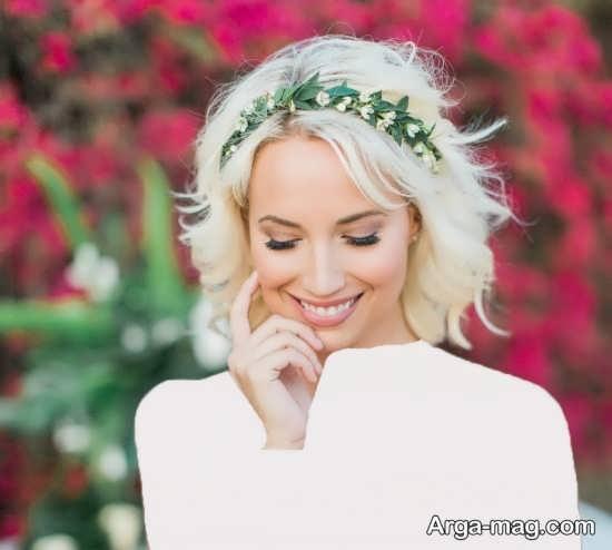 مدل تاج شیک و جذاب عروس