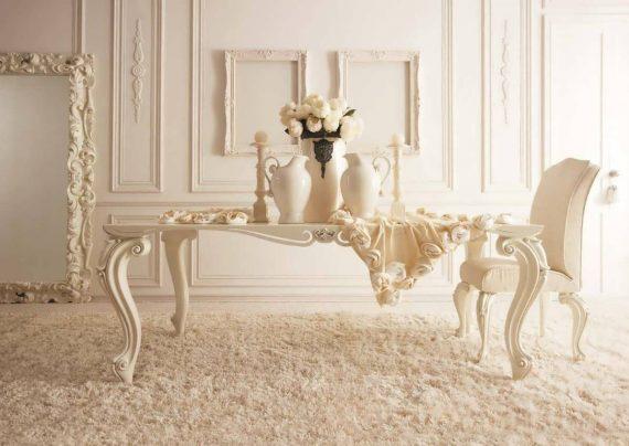 انواع مدل میز ناهارخوری کلاسیک