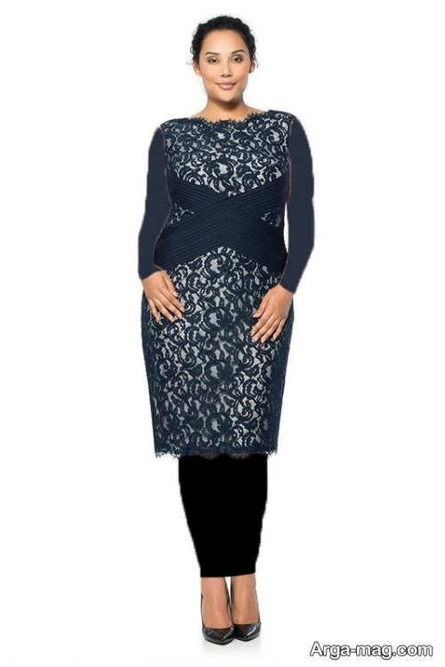 لباس مجلسی برای خانم های میانسال