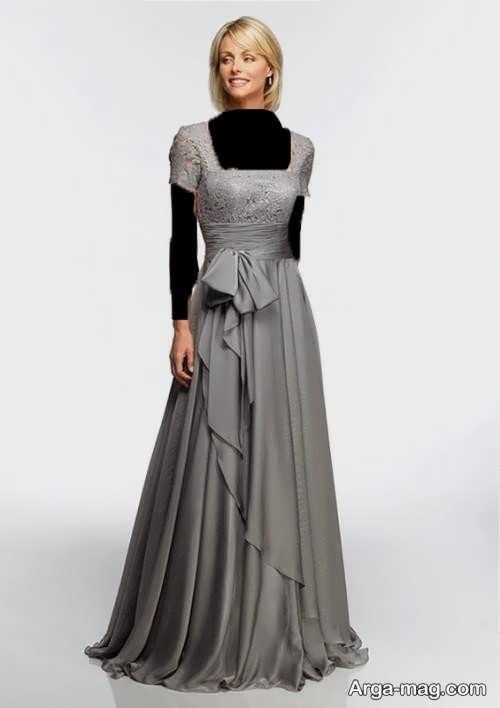 مدل پیراهن مجلسی زیبا و شیک زنانه