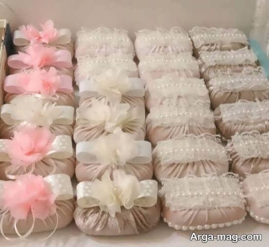 تزیینات جذاب صابون عروس