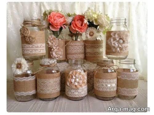 Decorative Glass Grains 12 آرگا