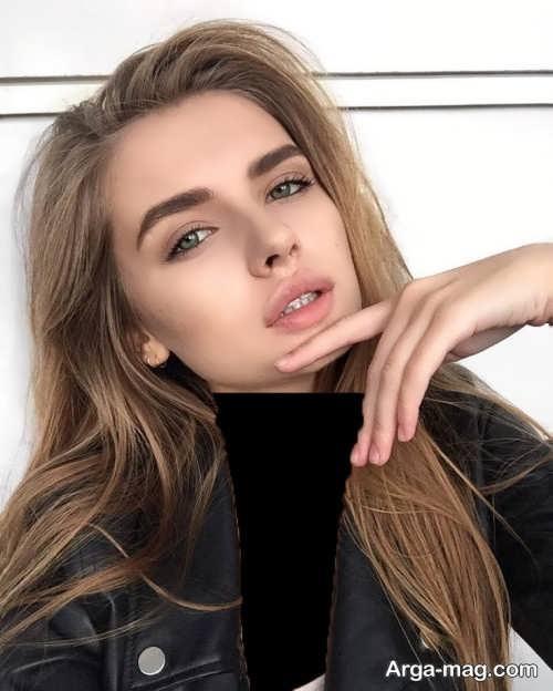 مدل ابروی زیبا و جذاب دخترانه