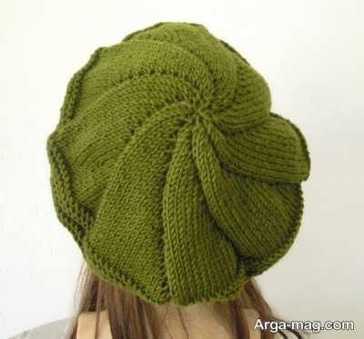 مدل کلاه زیبا و شیک فرانسوی