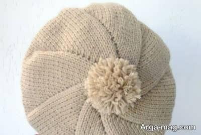 مدل شیک و جذاب کلاه فرانسوی