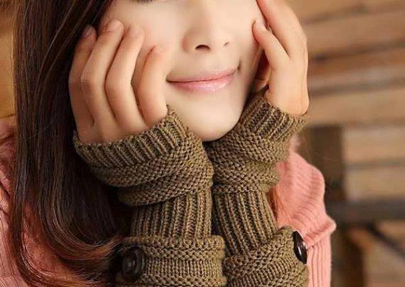مدل بافتنی زیبا دخترانه