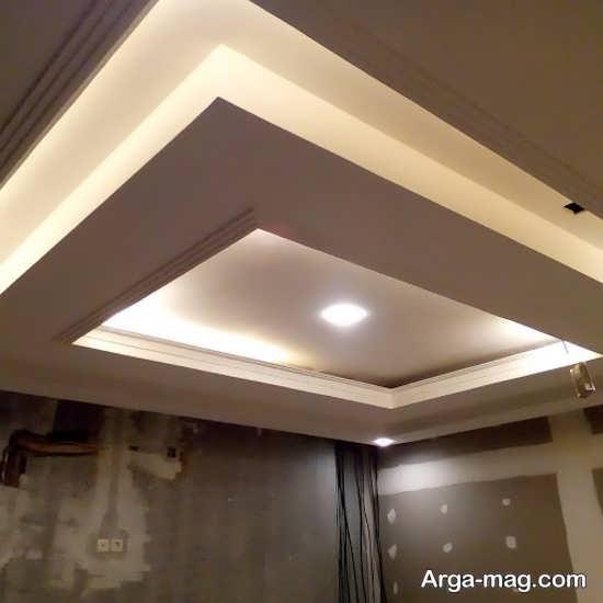 مل نور پردازی سقف