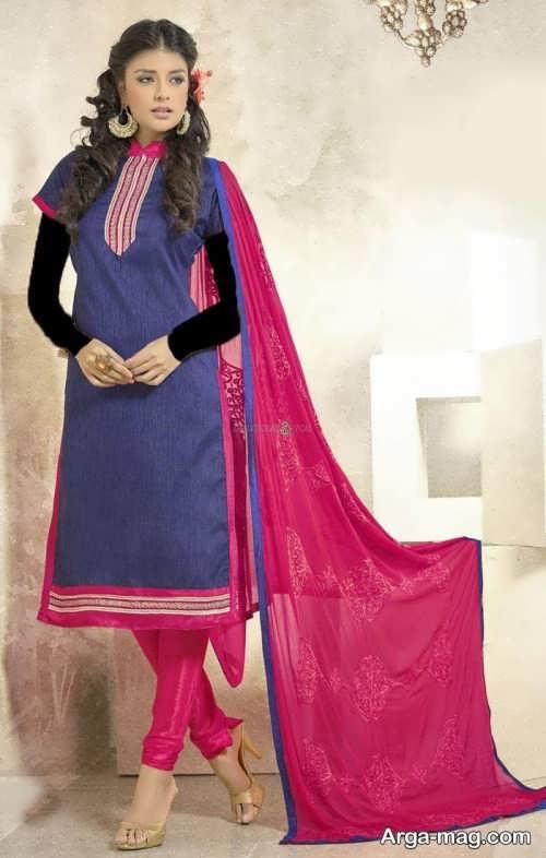 مدل لباس هندی شیک و جذاب پنجابی