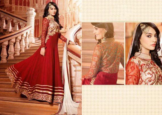 مدل لباس پنجابی هندی زیبا و شیک