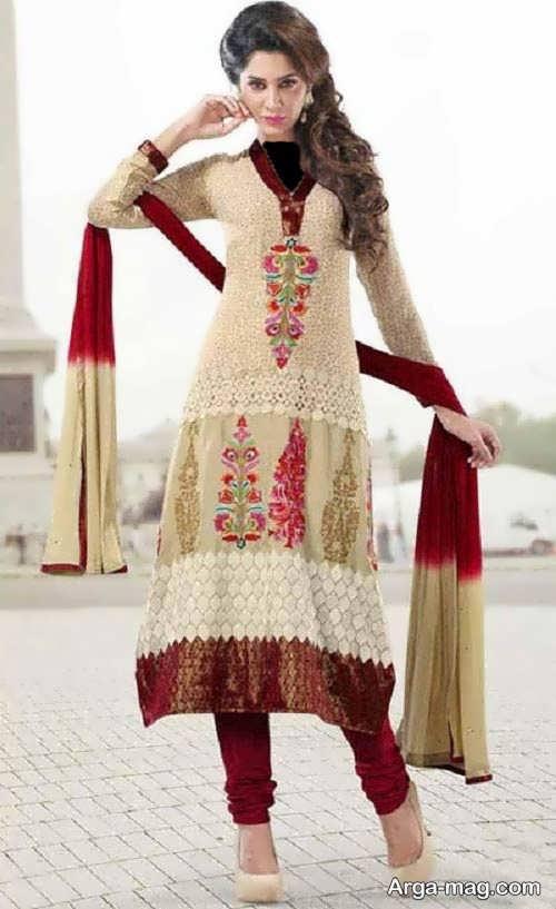 مدل لباس پنجابی شیک و جدید هندی