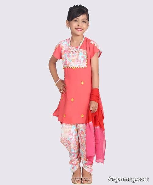 مدل لباس پنجابی هندی دخترانه