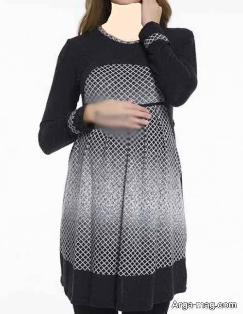 مدل لباس بارداری ایرانی راحتی
