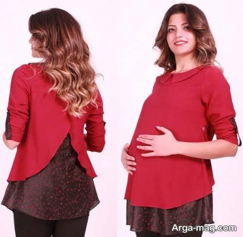 مدلی از تونیک حاملگی ایرانی