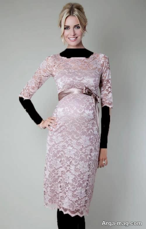 مدل لباس گیپور بارداری