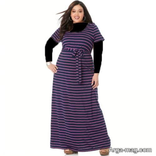 مدل لباس بلند بارداری