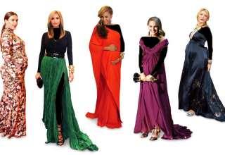 مدل لباس بارداری ایرانی کوتاه و بلند