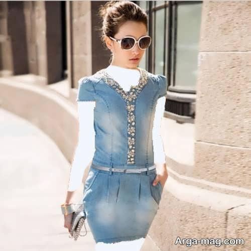 مدل لباس مجلسی کره ای خاص و زیبا