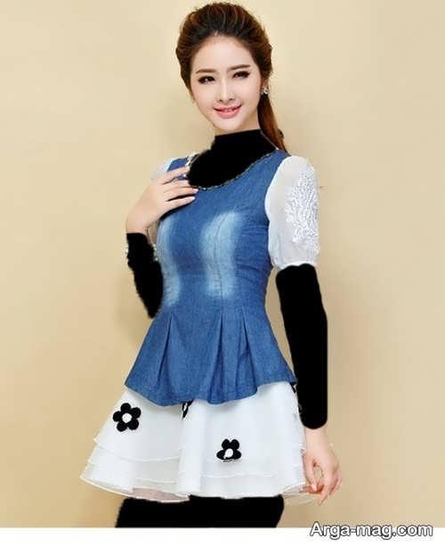 مدل لباس کره ای لی