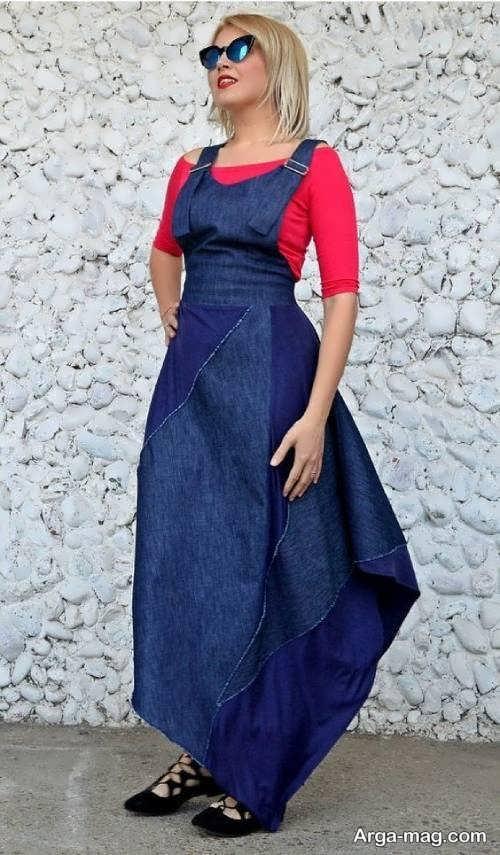 لباس مجلسی لی با طرح جدید