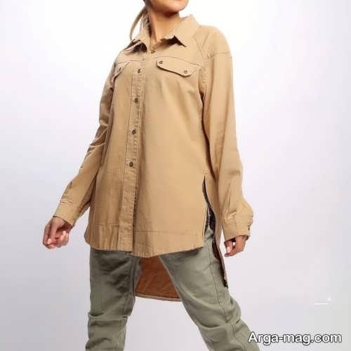 شیک ترین مدل تونیک دخترانه