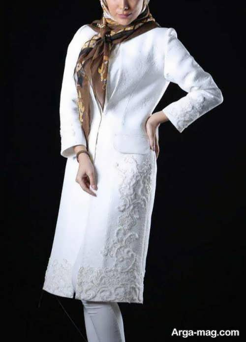 مدل مانتو عروس جدید